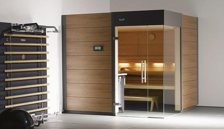 klafs. Black Bedroom Furniture Sets. Home Design Ideas
